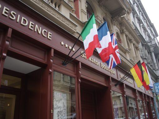HOTEL & RESIDENCE, Žitná 45, Praha 2